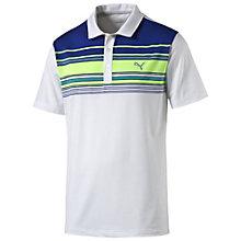 Golf Key Stripe Polo