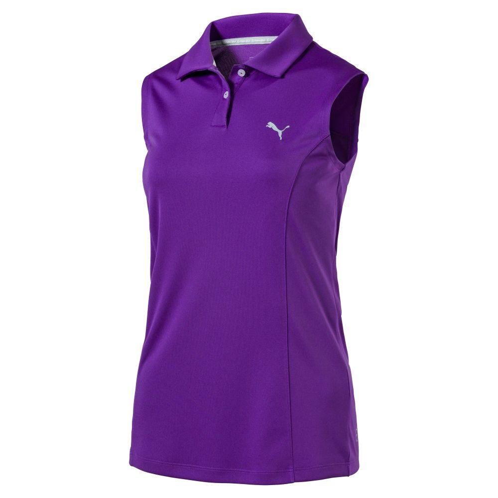 Sleeveless Womens Polo Shirts