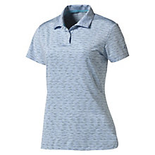 Golf Damen Space Dye PWRCOOL Polo