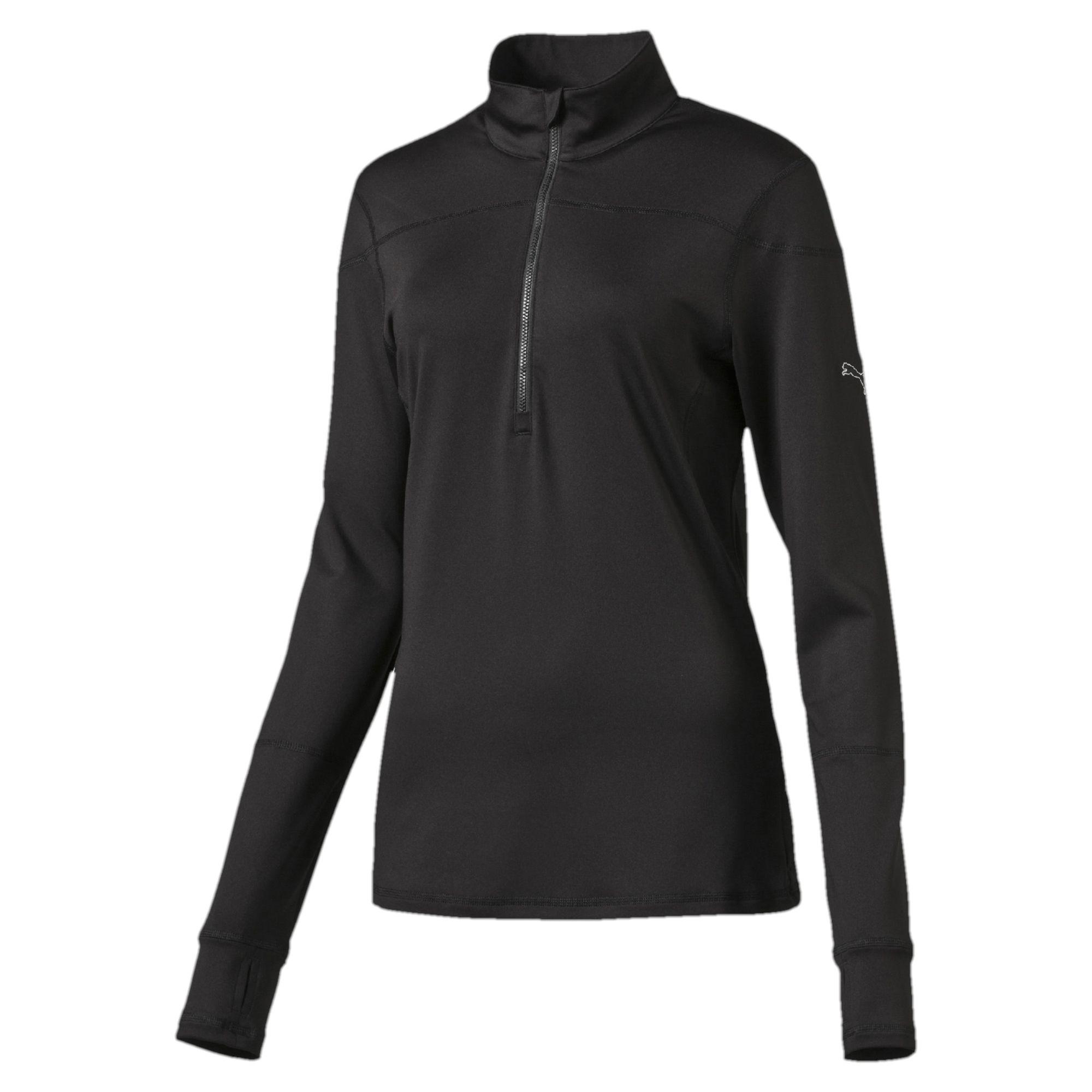 puma golf damen sweatshirt golf pullover frauen neu ebay. Black Bedroom Furniture Sets. Home Design Ideas