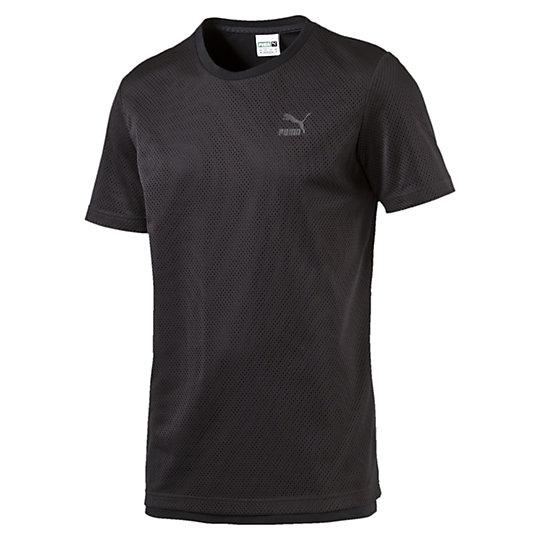 Футболка Evo Mesh Layer TeeФутболки и майки<br>Футболка Evo Mesh Layer Tee<br>Лаконичная классическая футболка с технологией dryCELL отличный вариант, который подчеркнет ваш вкус. Технология dryCELL выводит влагу и позволяет коже оставаться сухой. Эта футболка станет незаменимым элементом вашего гардероба.<br><br>Коллекция: Весна-лето 2016<br>Знаменитый отражающий принт<br>Классический крой<br>Материал - 100% полиэстер<br><br><br>color: черный<br>size RU: 50-52<br>gender: Male