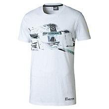 T-Shirt MERCEDES AMG PETRONAS de pilote