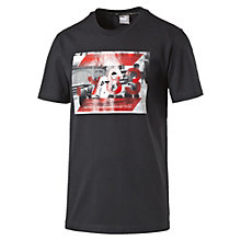 T-Shirt Ferrari Graphic