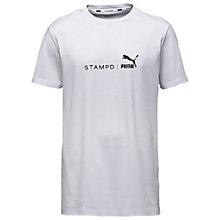 PUMA x STAMPD Basic Print Tee