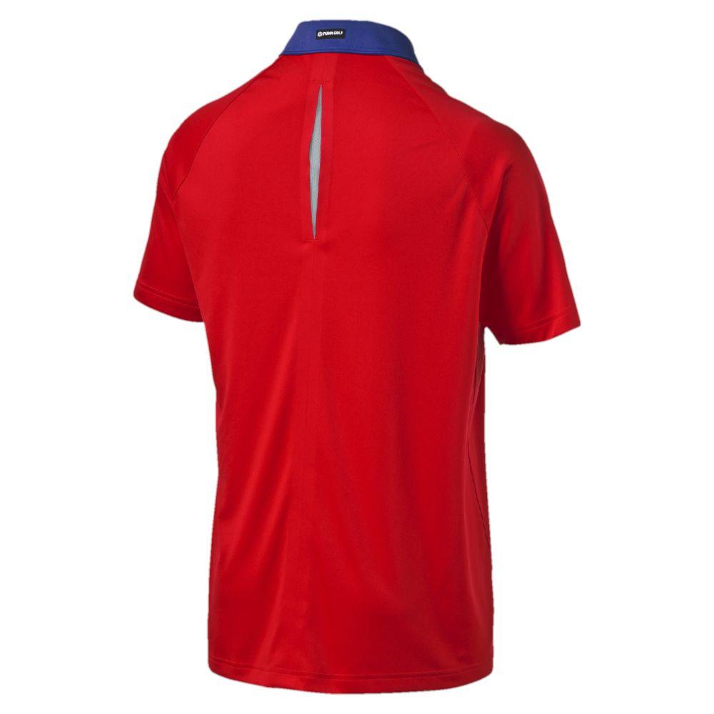 Puma Vent Golf Polo Shirt Ebay