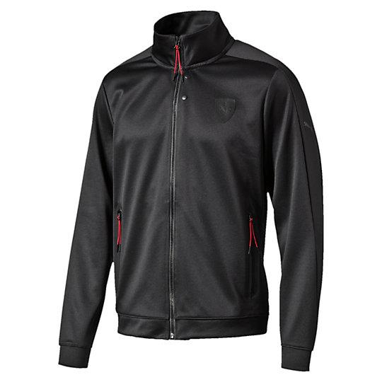 Ferrari Men's Track Jacket