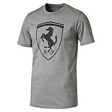 T-Shirt Ferrari Big Shield pour homme