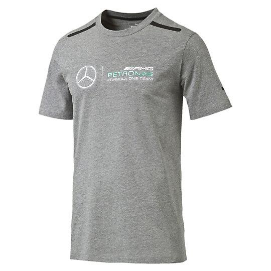 T-Shirt MERCEDES AMG PETRONAS Logo pour homme