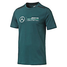 MERCEDES AMG PETRONAS Men's Logo T-Shirt