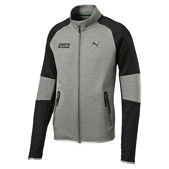 Олимпийка MAMGP Sweat JacketТолстовки и худи<br>Олимпийка MAMGP Sweat JacketСпортивная олимпийка MAMGP Sweat Jacket отлично подходит для тренировок и пробежек на свежем воздухе. Куртка украшена цветными принтами логотипа спонсоров команды MAMGP.Коллекция: Осень-зима 2016Состав: 77% хлопок, 23% полиэстерСтрана-производитель: Китай<br><br>size RU: 46-48<br>gender: Male