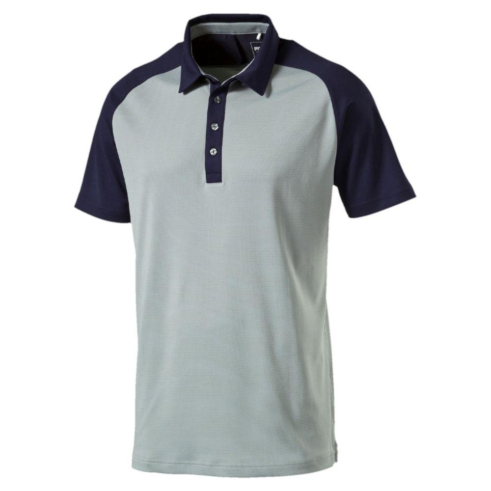 Puma Tailored Saddle Golf Polo Shirt