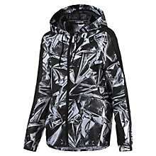 Women's AOP T7 Windrunner Jacket