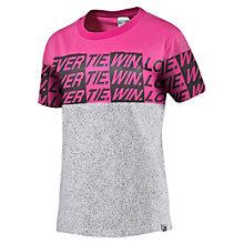 T-Shirt Story pour femme