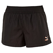 Evolution Women's Embossed Shorts