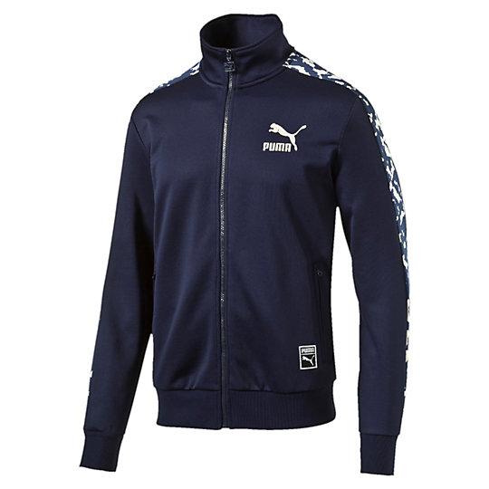 Олимпийка Camo T7 Jacket