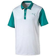 ゴルフ GT カラーブロック ポロシャツ