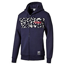 Archive Men's Full Zip Fleece Hoodie
