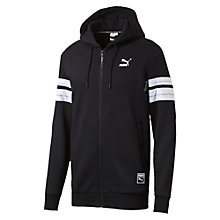 Archive Men's Bball Full Zip Fleece Hoodie
