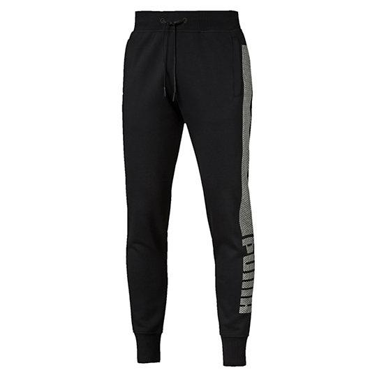 Брюки Evo Core Pants FLБрюки и леггинсы<br>Брюки Evo Core Pants FLЗнакомьтесь с коллекцией Evo. Она создана для повседневной носки, но высокотехнологичные детали, созданные для активного отдыха, добавляют ей спортивного шика. Эти брюки не исключение, благодаря комфортному эластичному поясу, удобным боковым карманам и спортивной символике PUMA.Коллекция: Осень-зима 2016Состав: 66% хлопок, 34% полиэстер; водонепроницаемое покрытиеЦвет: черныйЭластичный пояс с затягивающимся шнуркомБоковые карманы на талииМанжеты на щиколоткахСимволика PUMA на брючинеСтрана-производитель: Китай<br><br>size RU: 52-54<br>gender: Male