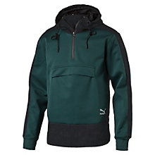 Hoodie Evolution Embossed Savannah uomo