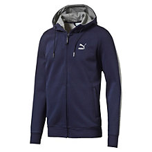 Evolution Core Herren Fleece Kapuzenjacke