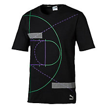 T-shirt long Evolution Graphic pour homme