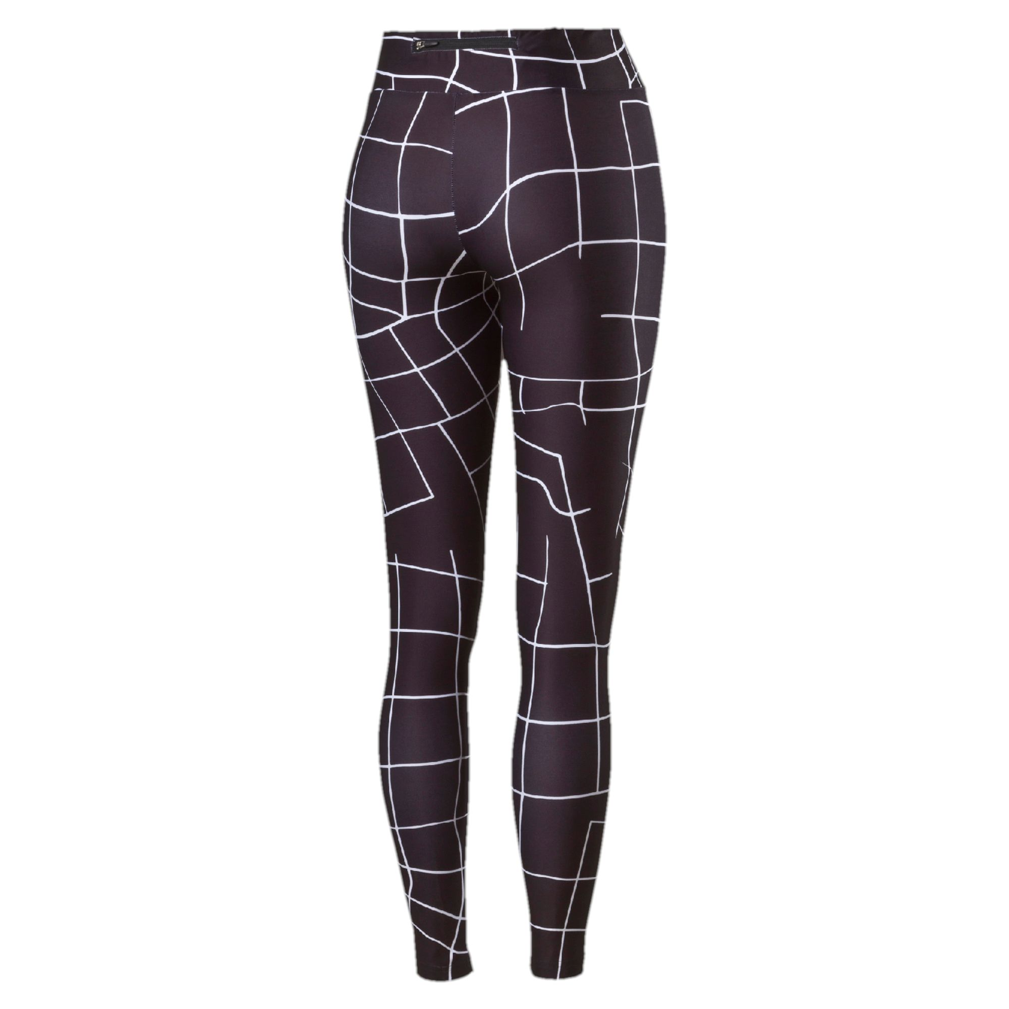 puma evolution grid damen leggings sporthose frauen neu ebay. Black Bedroom Furniture Sets. Home Design Ideas
