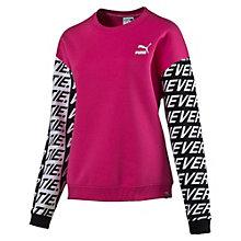 Archive Damen Graphic Fleece Sweatshirt