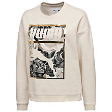 PUMA X CAREAUX CREW SWEAT