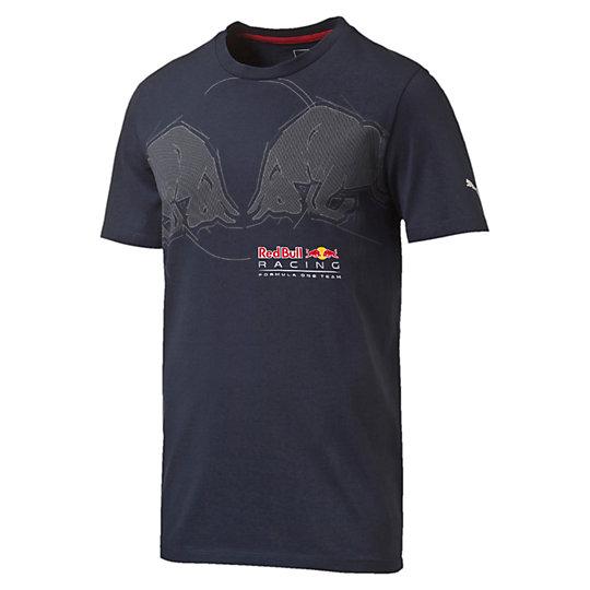 Футболка RBR Graphic Tee 1Футболки и майки<br>Футболка RBR Graphic Tee 1<br>Идеальная футболка, чтобы показать друзьям по автоспорту, за какую команду Формулы-1 вы болеете.<br><br>Коллекция: Осень-зима 2016<br>Состав: 100% хлопок<br>Графический принт RBR<br>Круглый вырез<br>Страна-производитель: Китай<br><br><br>size RU: 44-46<br>gender: Male