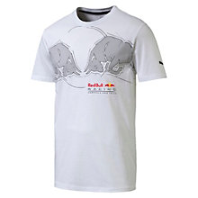Red Bull Racing Men's Graphic T-Shirt