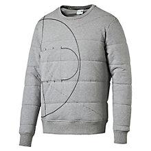 Evolution Men's Graphic Padded Sweater