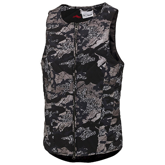 プーマ PUMA X TRAPSTAR REV BIB メンズ Puma Black-TRAPSTAR CAMO【メンズウエア  Tシャツ】PUMA プーマ【サイズ XL,XS,S,M/ブラック】メンズ~~アパレル~~Tシャツ