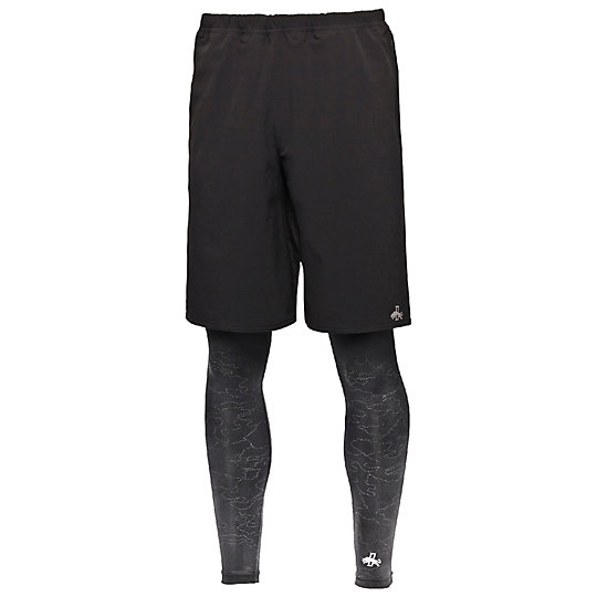 FC HERZO 2IN1 SHORTS