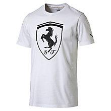 FERRARI LS ビッグシールド SS Tシャツ