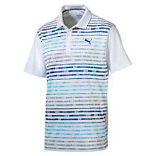 Golf Men's Road Map Polo