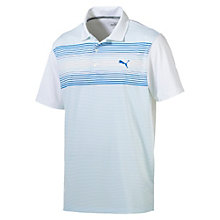 Golf Men's Highlight Stripe Polo