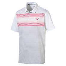 Polo Golf Highlight Stripe uomo