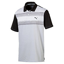 Polo Golf Highlight Stripe pour homme