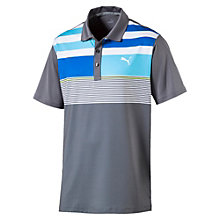 Polo Golf Road Map Asym uomo