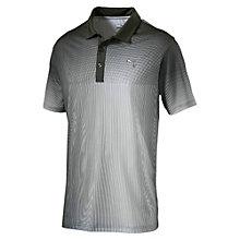 ゴルフ SS グリッドフェード ポロシャツ