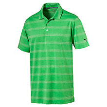 Polo Golf Pounce Stripe uomo