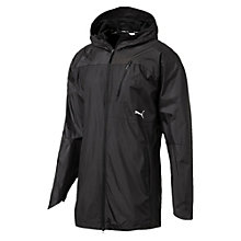 Evolution Men's Lab Jackpack Windbreaker