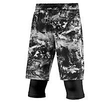 Evolution Men's Layered Tight Shorts