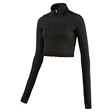 Evolution Women's evoKNIT Cropped Jacket
