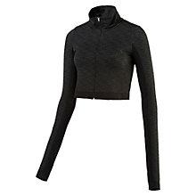 Толстовка evoKNIT Cropped Jacket