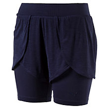 Evolution Women's 2 in 1 Shorts
