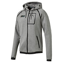 MERCEDES AMG PETRONAS Men's Full Zip Hoodie