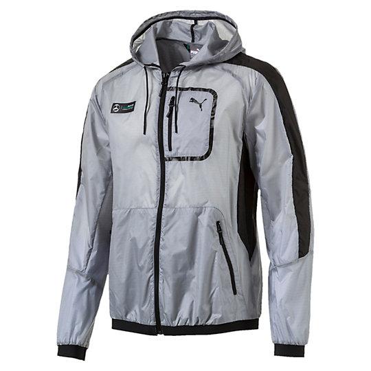 MERCEDES AMG PETRONAS Men's T7 Lightweight Jacket