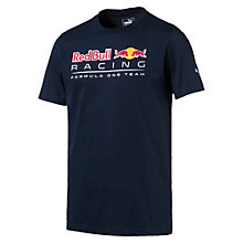 Red Bull Racing Herren Logo T-Shirt